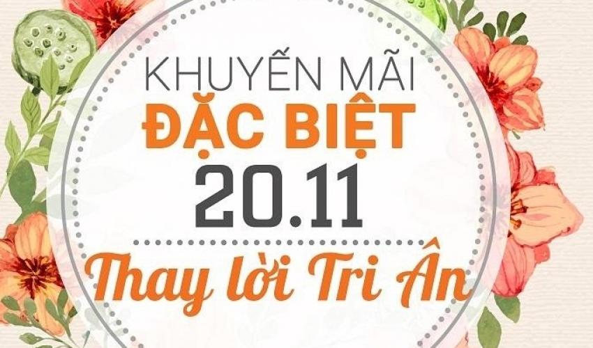 FPT Bắc Giang khuyến mại cực Sốc tháng 11/2020